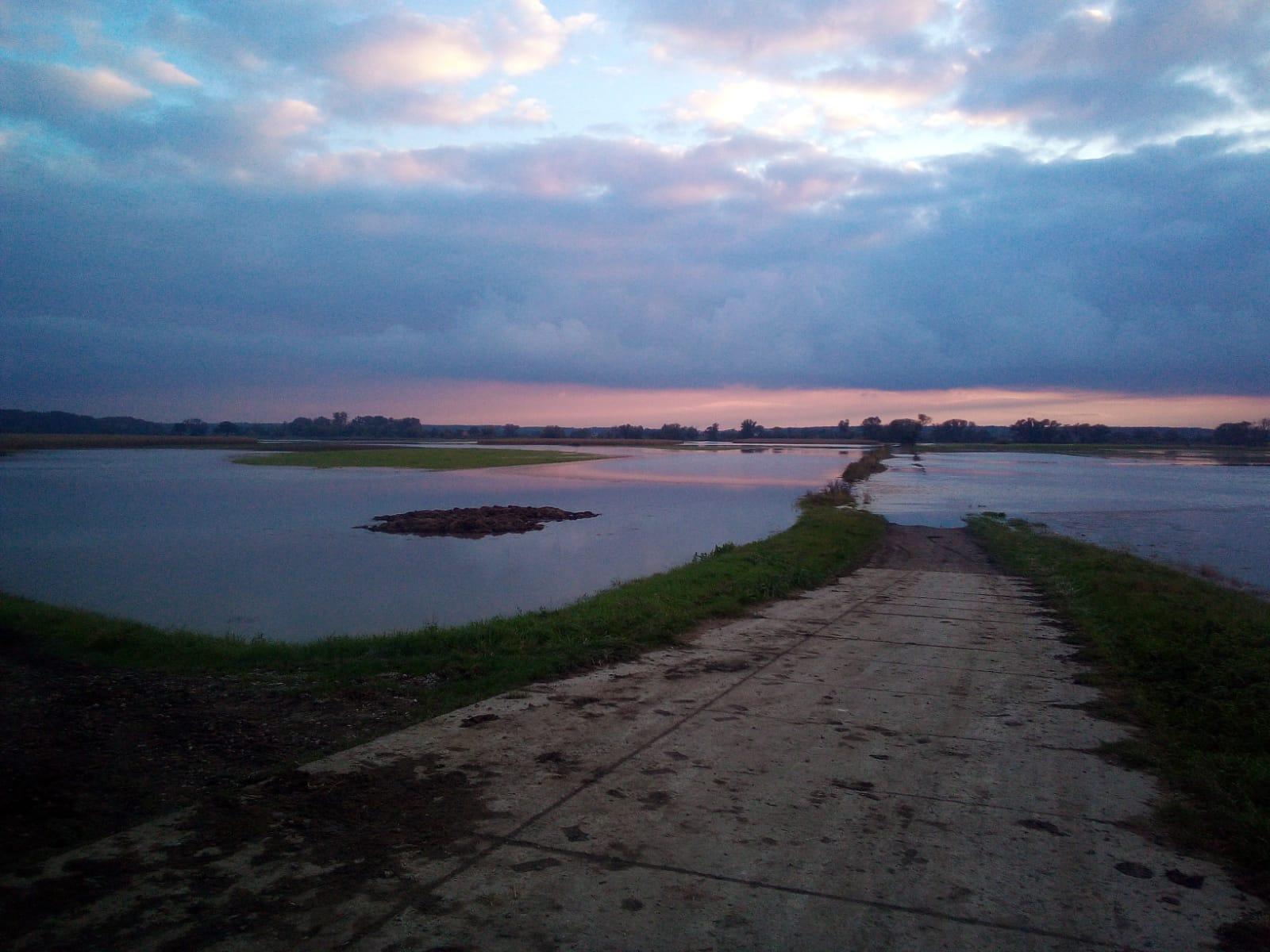 Alarm przeciwpowodziowy na terenie Gminy Popielów